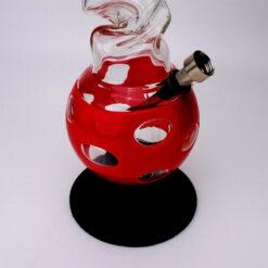 Acrylic Ice Souvenir Red Base