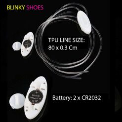 Blinky Shoes Battery