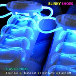 Blinky Shoes Blue