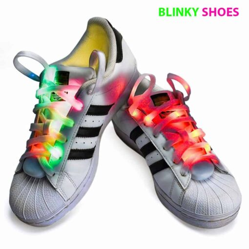 Blinky Shoes Sample