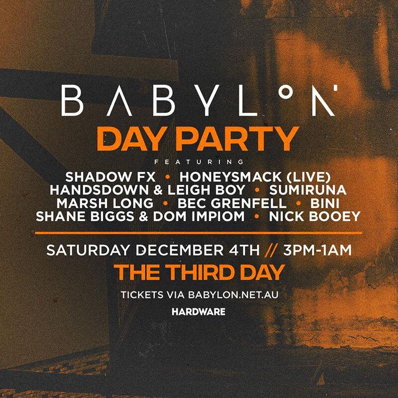 Babylon Day Party