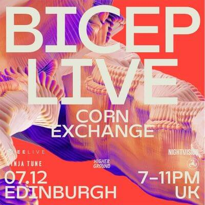 Bicep [Live] Edinburgh