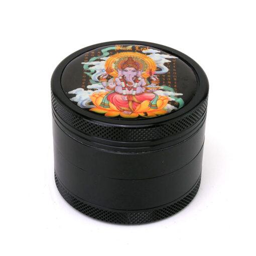Black Leaf Ganesha Black Mixer
