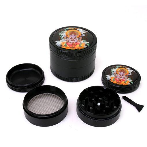 Black Leaf Ganesha Black Mixer Setup