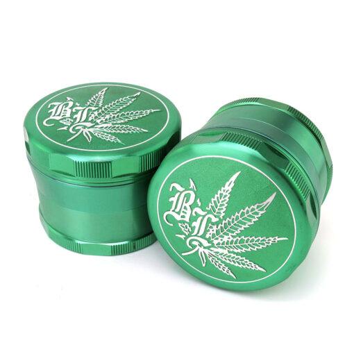 """Black Leaf """"Goblet"""" Mixer Green"""