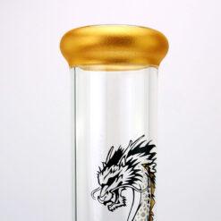 Black Leaf Golden Dragon Mouthpiece