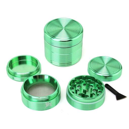 Black Leaf Groove Mixer Green Setup