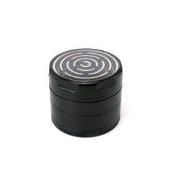 Black Leaf Labyrinth Mixer