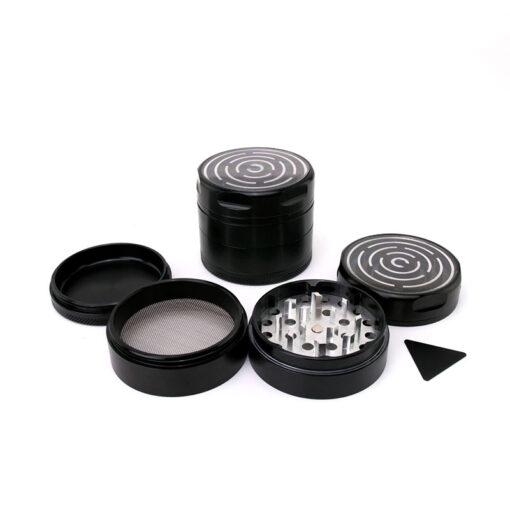 Black Leaf Labyrinth Mixer Setup