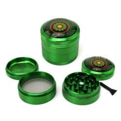 "Black Leaf ""Mandala"" Mixer Green Setup"