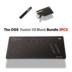 The OGS Fusion V2 Bundle 3PCS Gloss Black