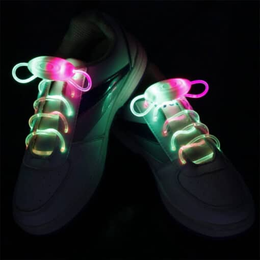 Blinky Shoes Pink & Green