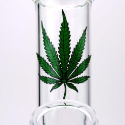 Breitseite Leaf Glass Souvenir 30 cm Print
