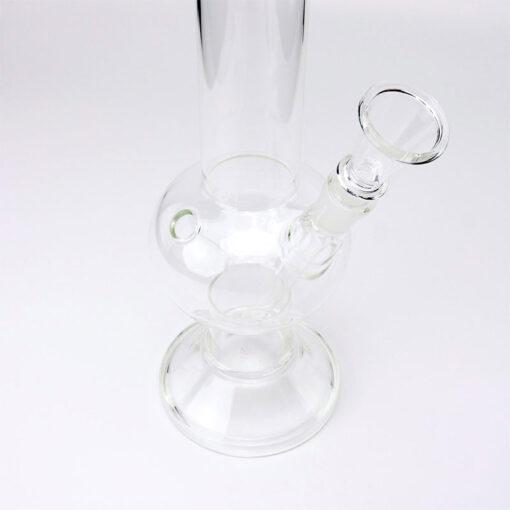 Breitseite Clear Glass Souvenir Base