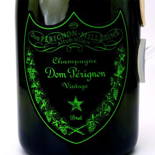Dom Perignon LED Glass Souvenir Logo Light
