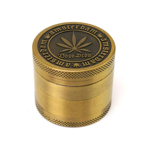 """Dope Bros """"Amsterdam"""" Mixer Old Gold"""