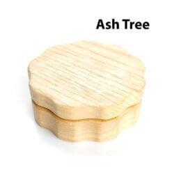 Eco-Friendly Wooden Mixer Ash