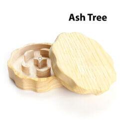 Eco-Friendly Wooden Mixer Ash Tree Open