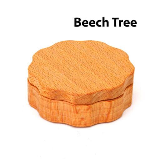 Eco-Friendly Wooden Mixer Beech