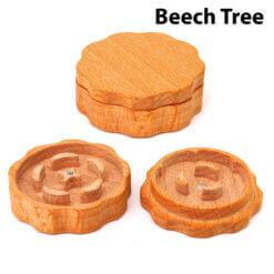 Eco-Friendly Wooden Mixer Beech Tree Setup