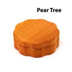 Eco-Friendly Wooden Mixer Pear