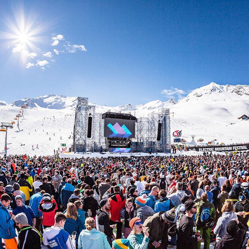 Electric Mountain Festival