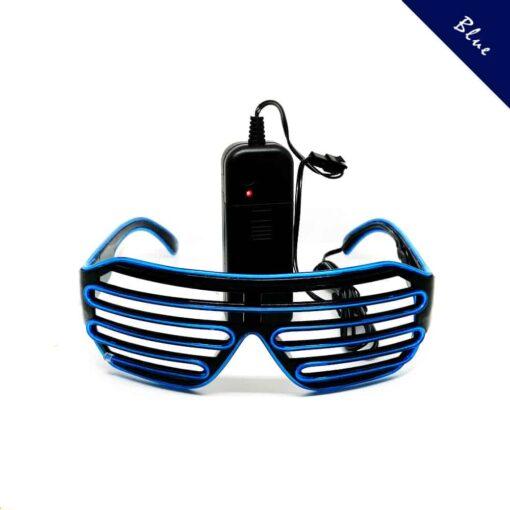 FestX Glasses Blue