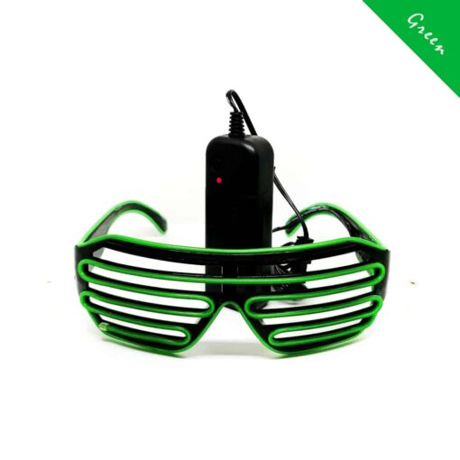 FestX Glasses Green