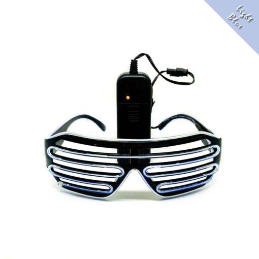 FestX Glasses Light Blue