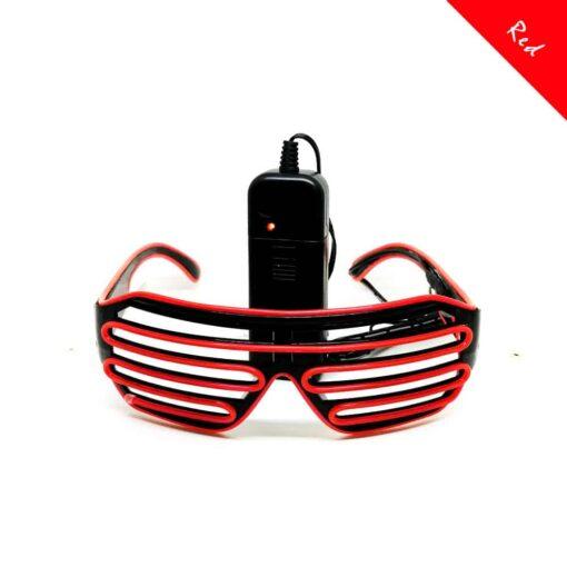 FestX Glasses Red