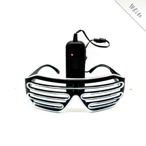FestX Glasses White