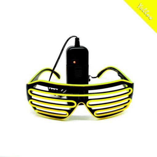 FestX Glasses Yellow