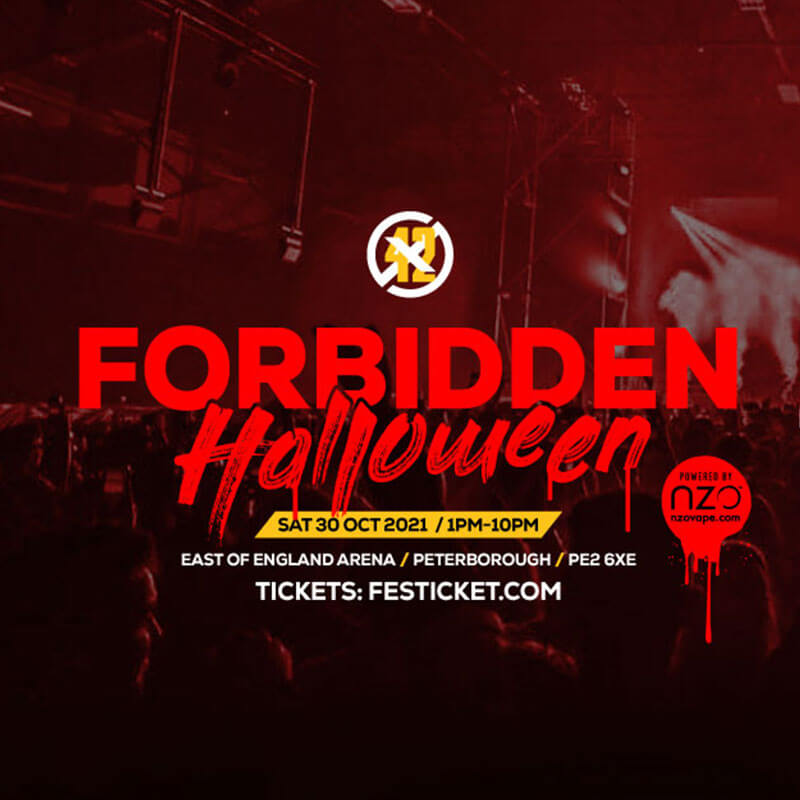 Forbidden Halloween