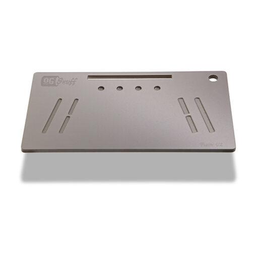 The OGS Fusion V2 Metallic Silver