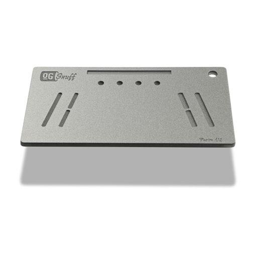 The OGS Fusion V2 Board Silver Glitter