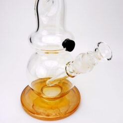 Genuine Blaze Glass Souvenir Base