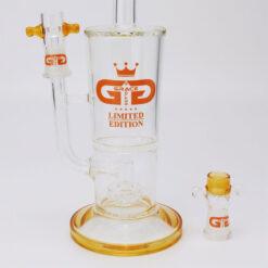 Grace Glass Limited Edition Bubbler Front