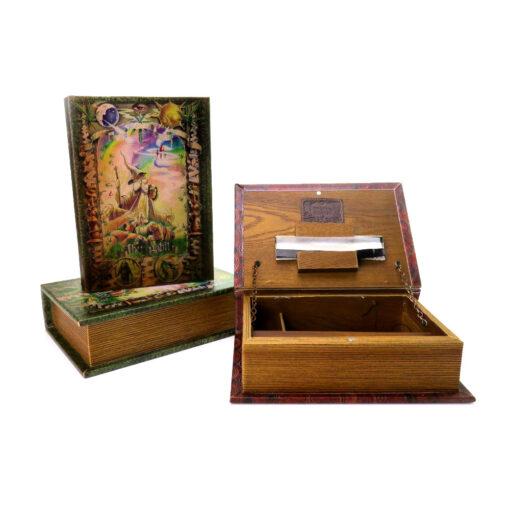Kavatza Green Book Box