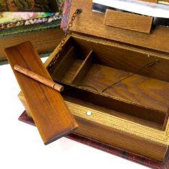 Kavatza Green Book Box Open