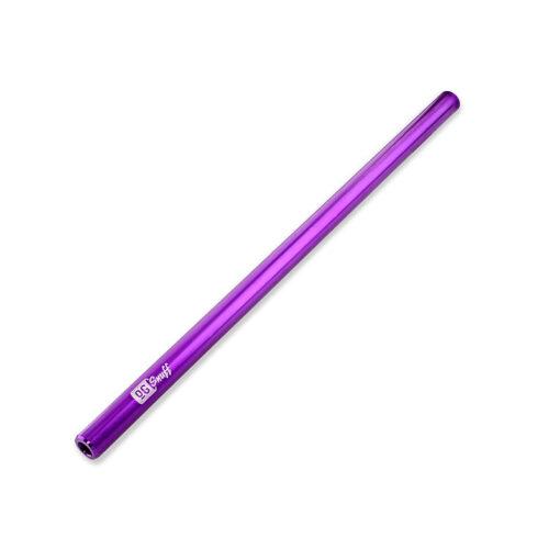The OGS XL Aluminum Straw Purple Straw