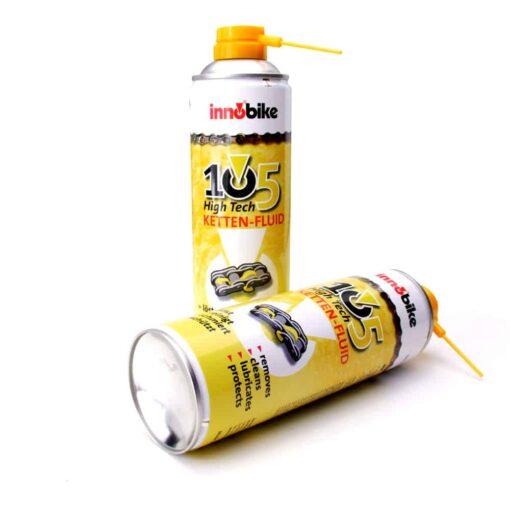 lubricant spray double