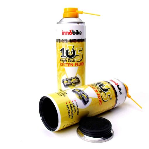 lubricant spray double open