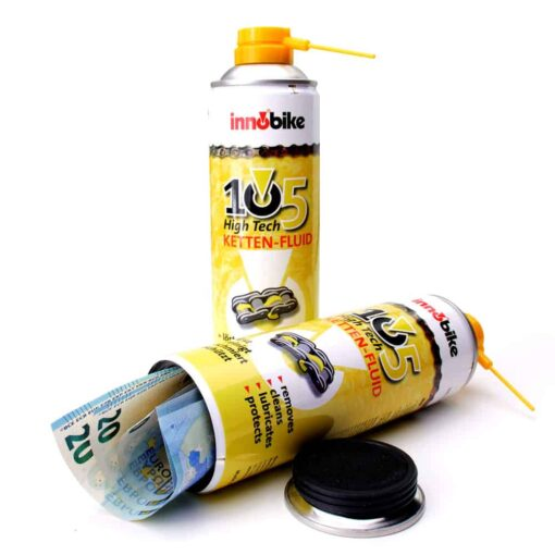 lubricant spray double open reveal