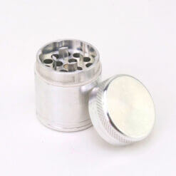Mini Silver Mixer 4-Part Open