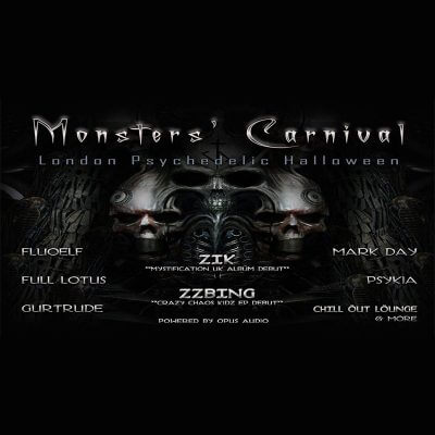 Monsters' Carnival: Psychedelic Halloween