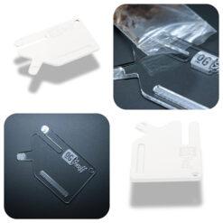 Multi Tool OGS Card Crystal Clear