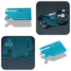 Multi Tool OGS Card Frosted Teal