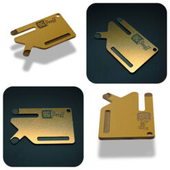 Multi Tool OGS Card Gold Two-tone