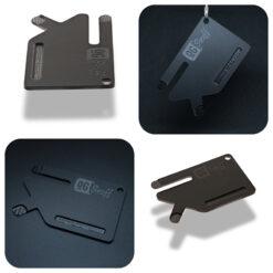Multi Tool OGS Card Matte Black