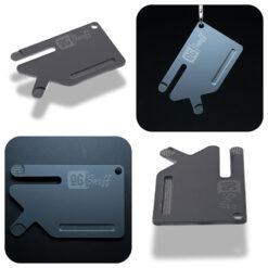 Multi Tool OGS Card Matte Grey